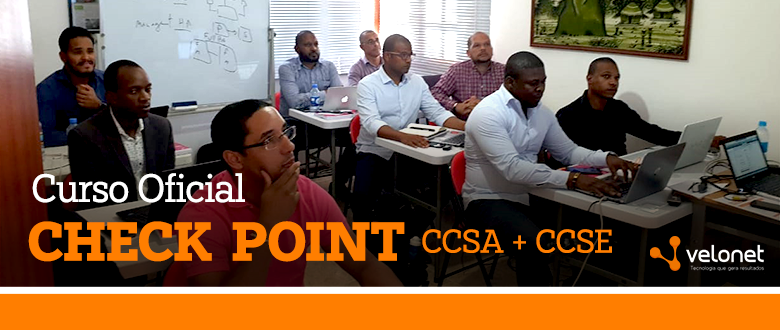 Velonet offers 5 days of Check Point technology course